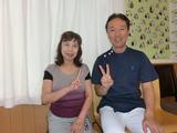 糸島市にお住まいの佐潟静枝さん 主婦・パート