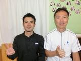 福岡市西区にお住まいの介護士平山賢太さん