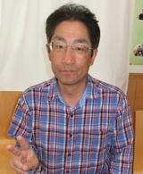 福岡市西区にお住まいの米田岳彦さん会社員