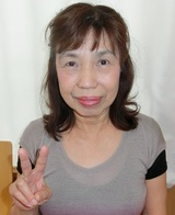 糸島市にお住まいの佐潟静枝さん主婦