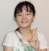 福岡市西区にお住まいの五島さん学生