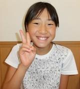 福岡市西区にお住まいの都地さん小学生